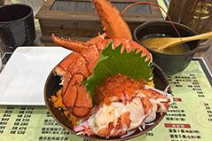 台南美食-台南獨家限量龍蝦武士丼
